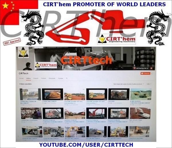 - CIRT'hem - CIRTtech support vidéos -